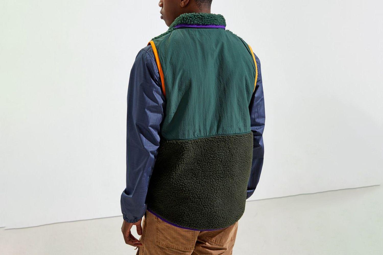 Winter Fleece Vest