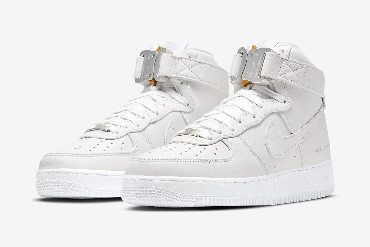 New ALYX x Nike Air Force 1 Colorways Surface Online 3
