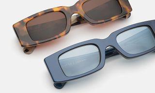 RETROSUPERFUTURE & Sunnei Drop Sleek New Sunglasses