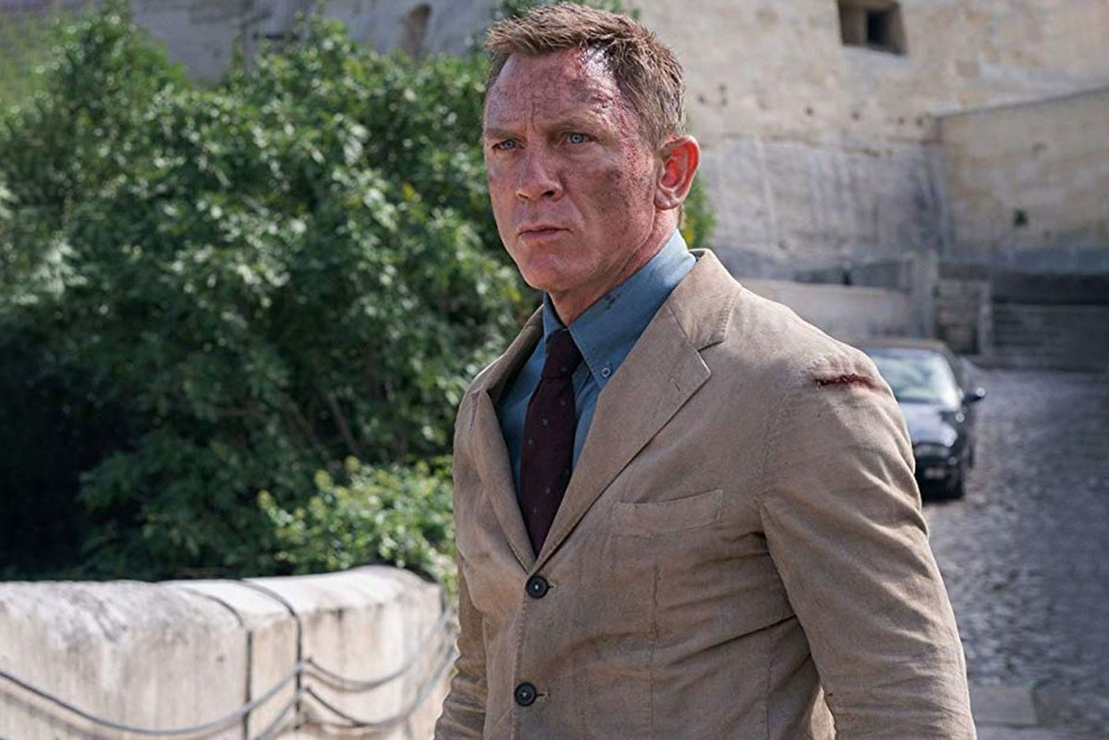 Daniel Craig as James Bond in 'No time to die'