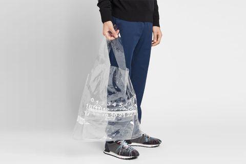 11 Logo XL Tote Bag