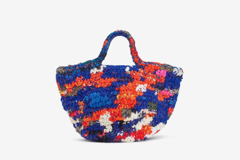 Borsa Crochet Bag Viola (Mix)