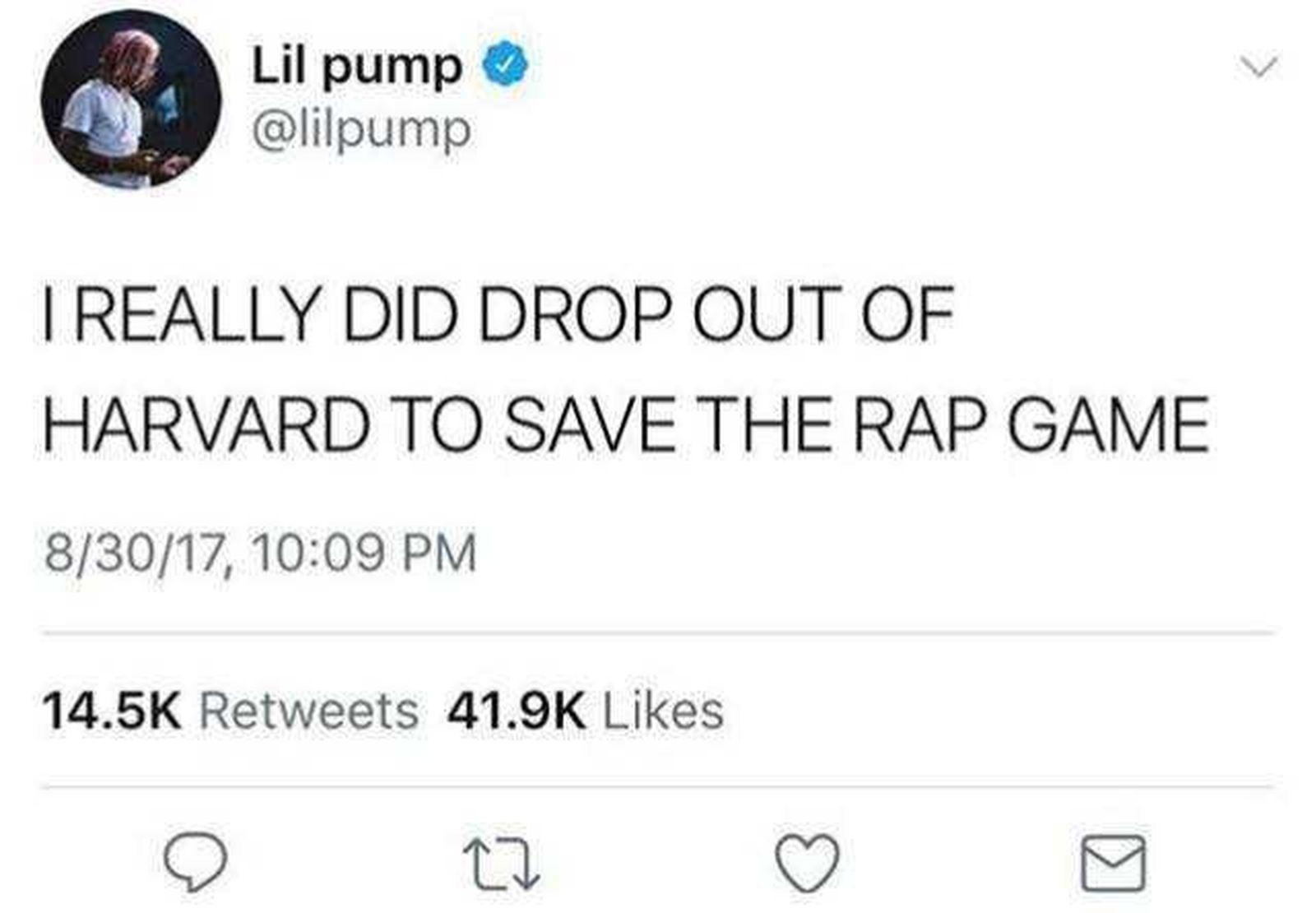 lil pump harvard dropout album release date details