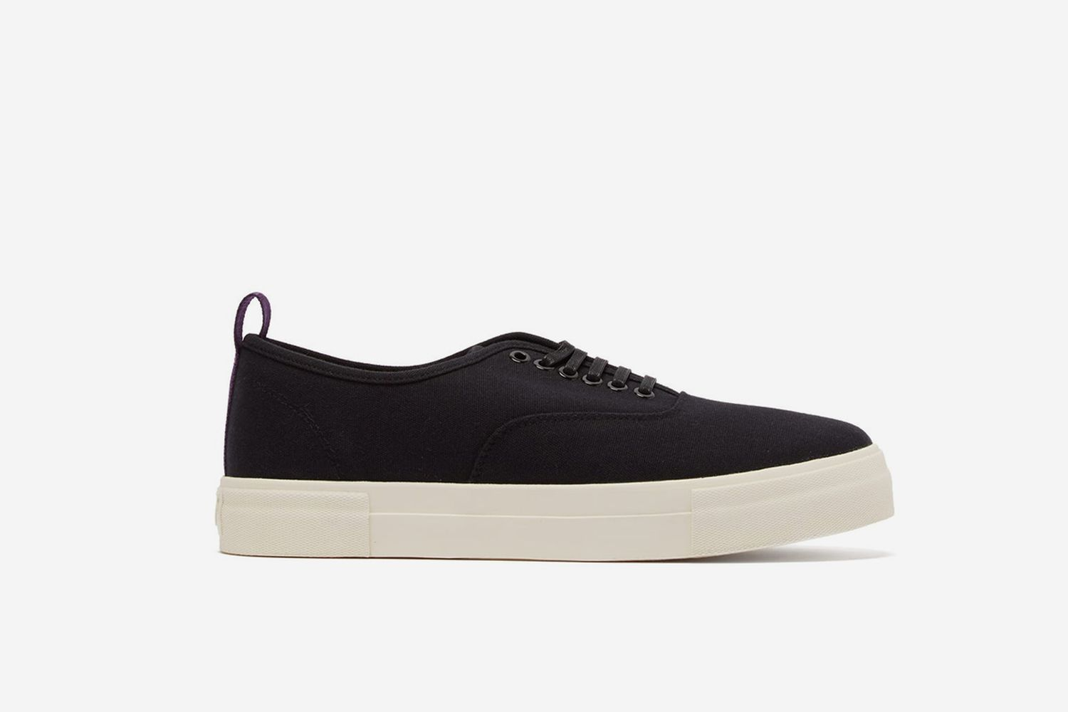 Mother Canvas Low-Top Sneakers