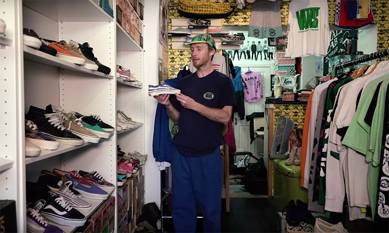 Pertenecer a compuesto mecanismo  This Store in London Sells Some of the Rarest Vans Sneakers on Earth