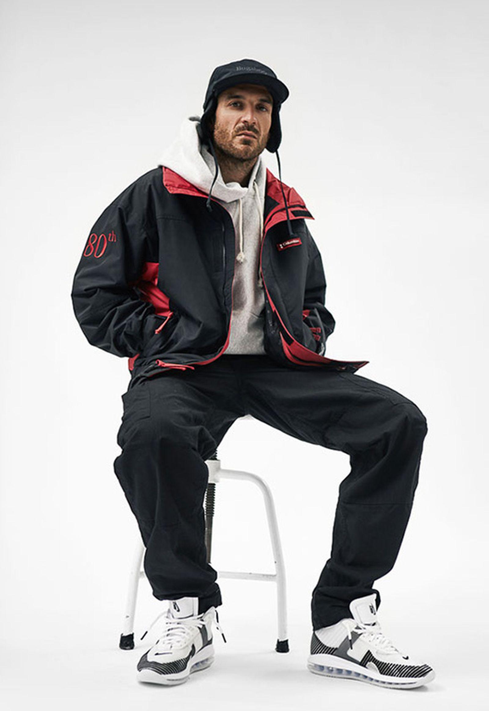 kickz columbia bugaboo interchange jacket