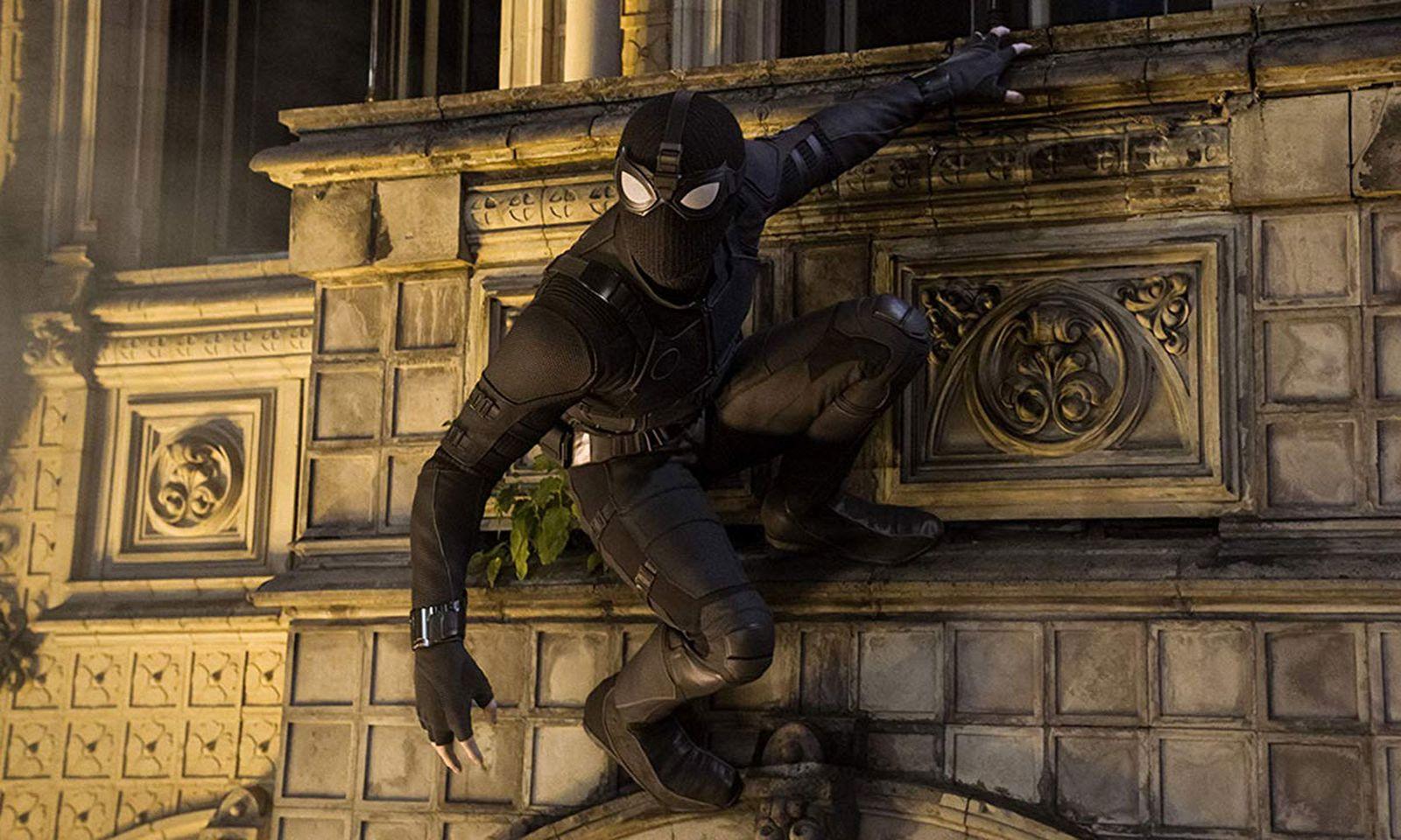 night monkey spider-man black mask