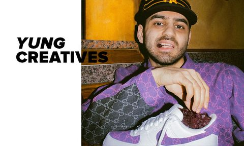 f1748163c84 Yung Creatives is a series profiling talents of tomorrow across various  fields