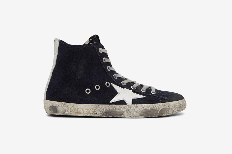 Francy High-Top Sneakers