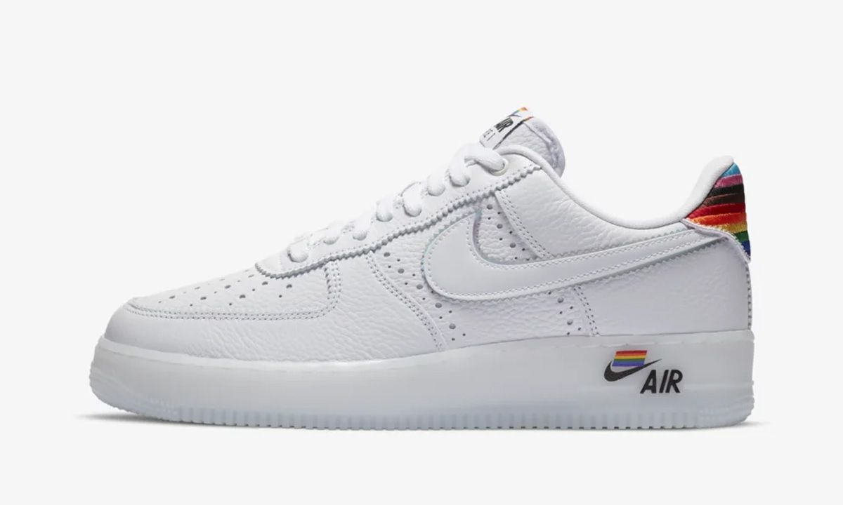 nike air force 1 be true