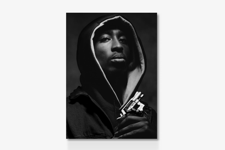 Tupac Shakur, New York, 1991