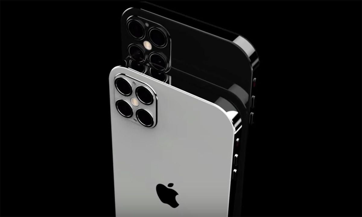 Apple's iPhone 12 Gets a Wild Design Upgrade in New Concept Video