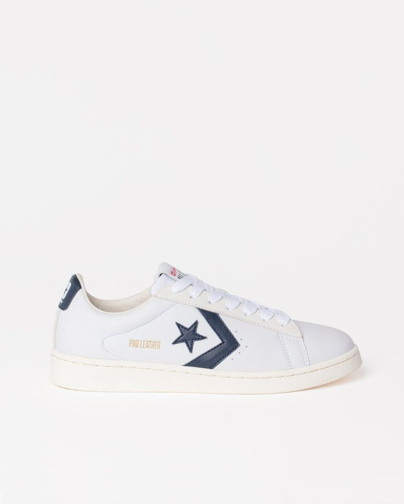 Converse — Pro Leather Og Ox White/Obsidian/Egret