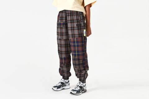 Shadow Checked Pant