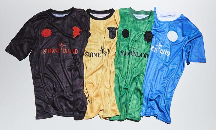 Stone Island Chinatown Invitational Soccer Jerseys