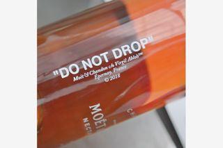 4636701ac2e Virgil Abloh Reveals Moët   Chandon Collab Bottle