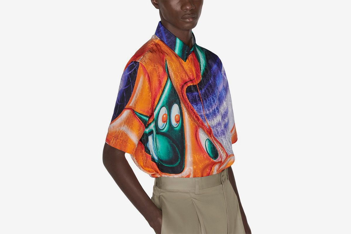 We're Tripping on Kenny Scharf x Dior All Summer Long