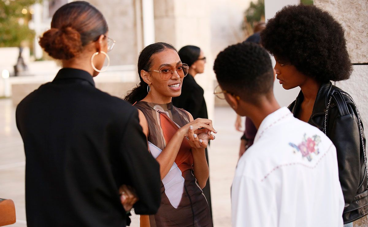 Solange Shows How She's the Director of Her Own Universe With Bridge-s