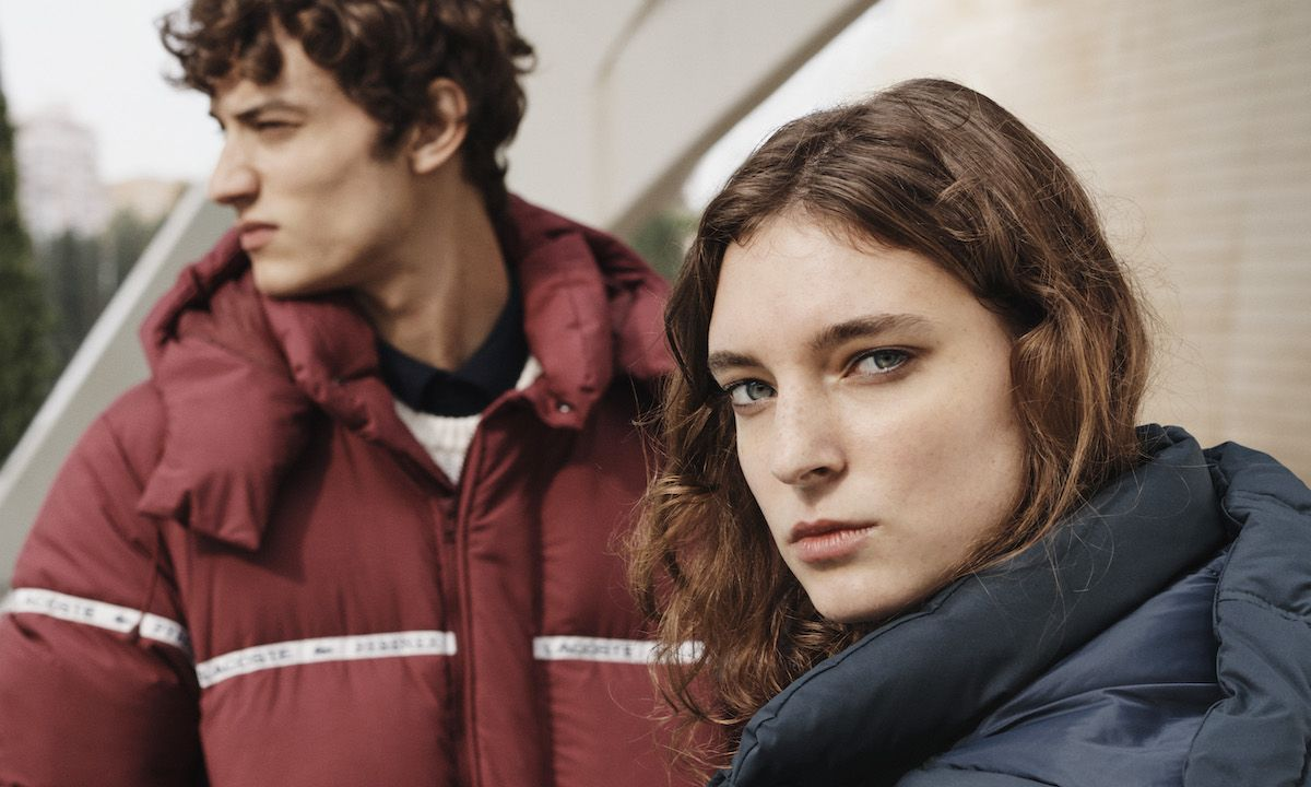 Lacoste Teams Up With a Bunch of Outerwear Brands