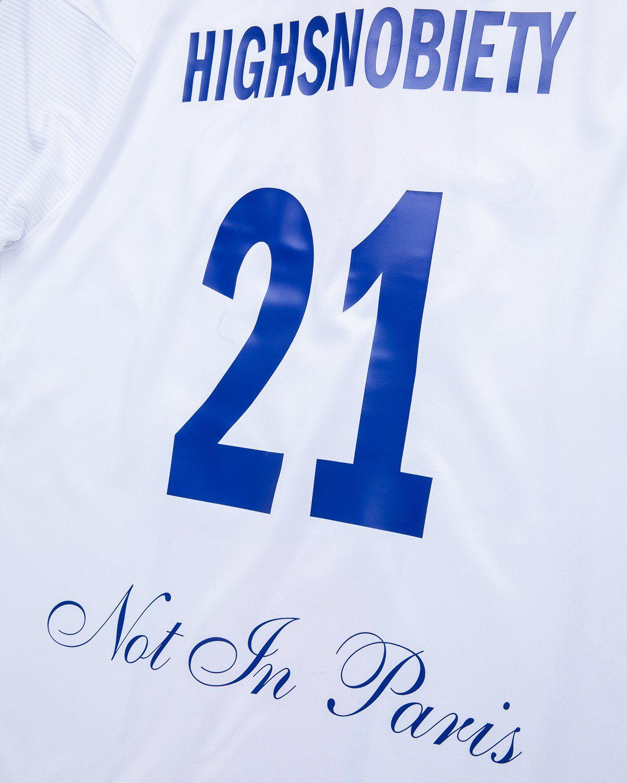 PSG x Highsnobiety — 50th Anniversary Away Jersey White - Image 5