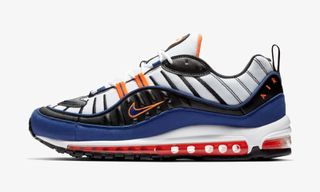 online store f9f94 3178d Here  8217 s How to Cop Nike  8217 s NY Knicks-. Sneakers. Here s How to  Cop Nike s NY Knicks-Flavored Air Max 98