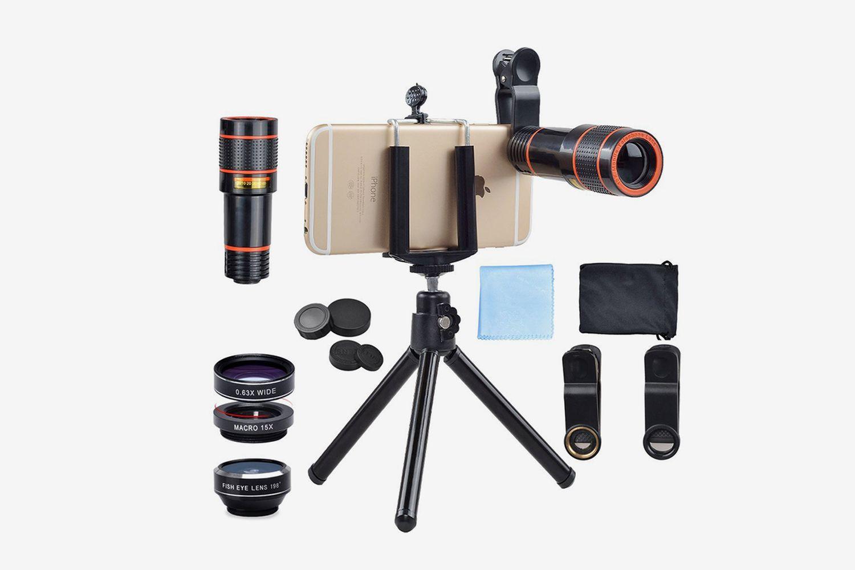 Telephoto Lense Set