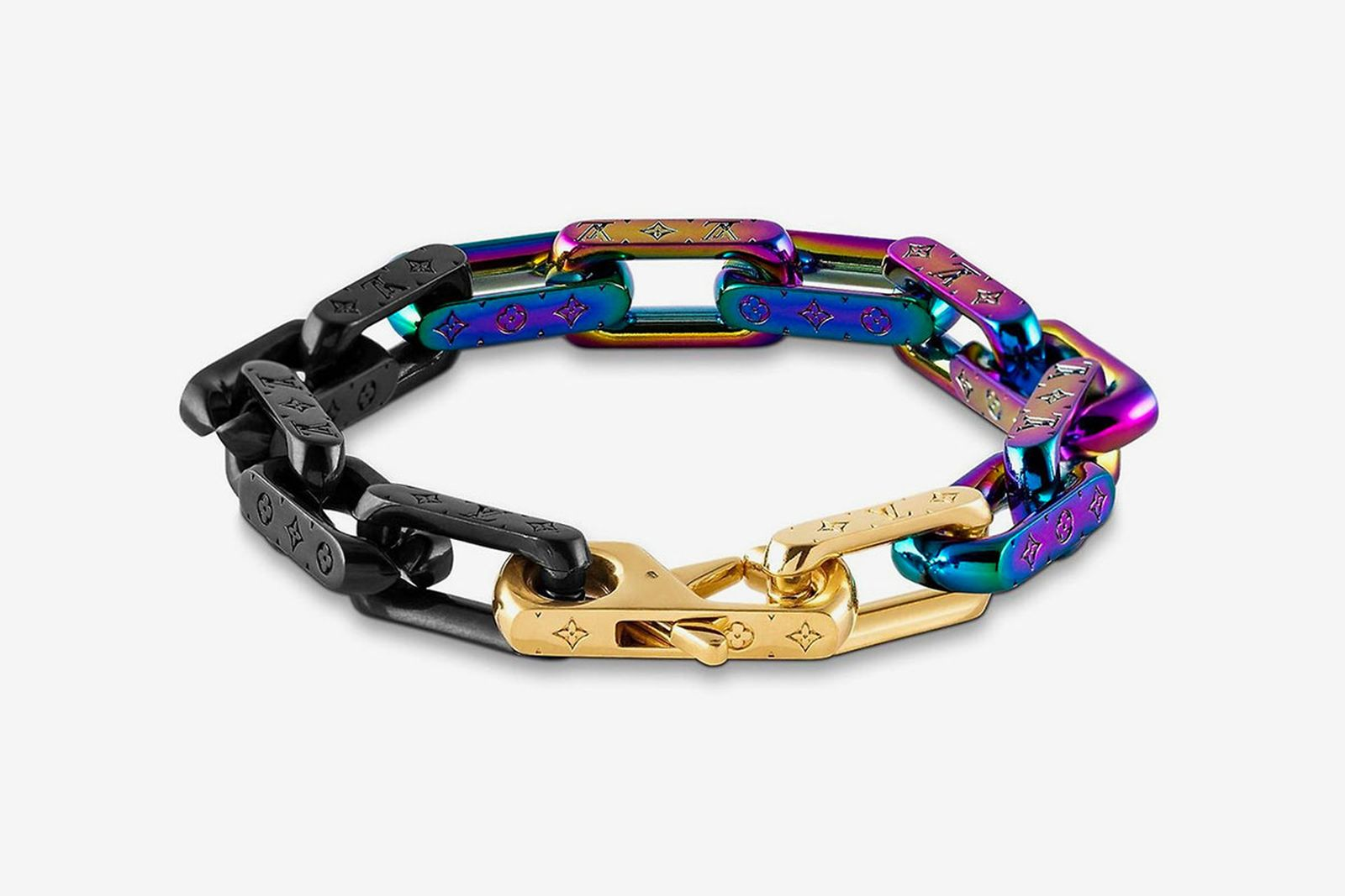 louis vuitton ss19 bracelet virgil abloh