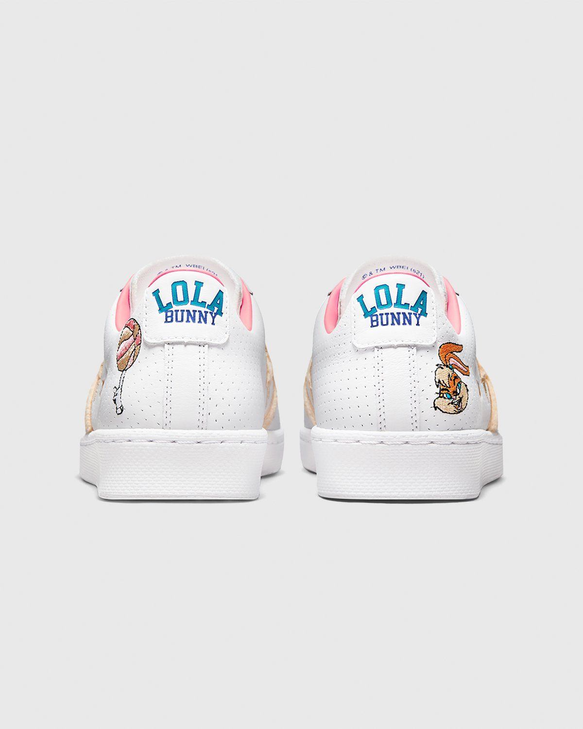 Converse x Space Jam: A New Legacy – Pro Leather White - Image 4