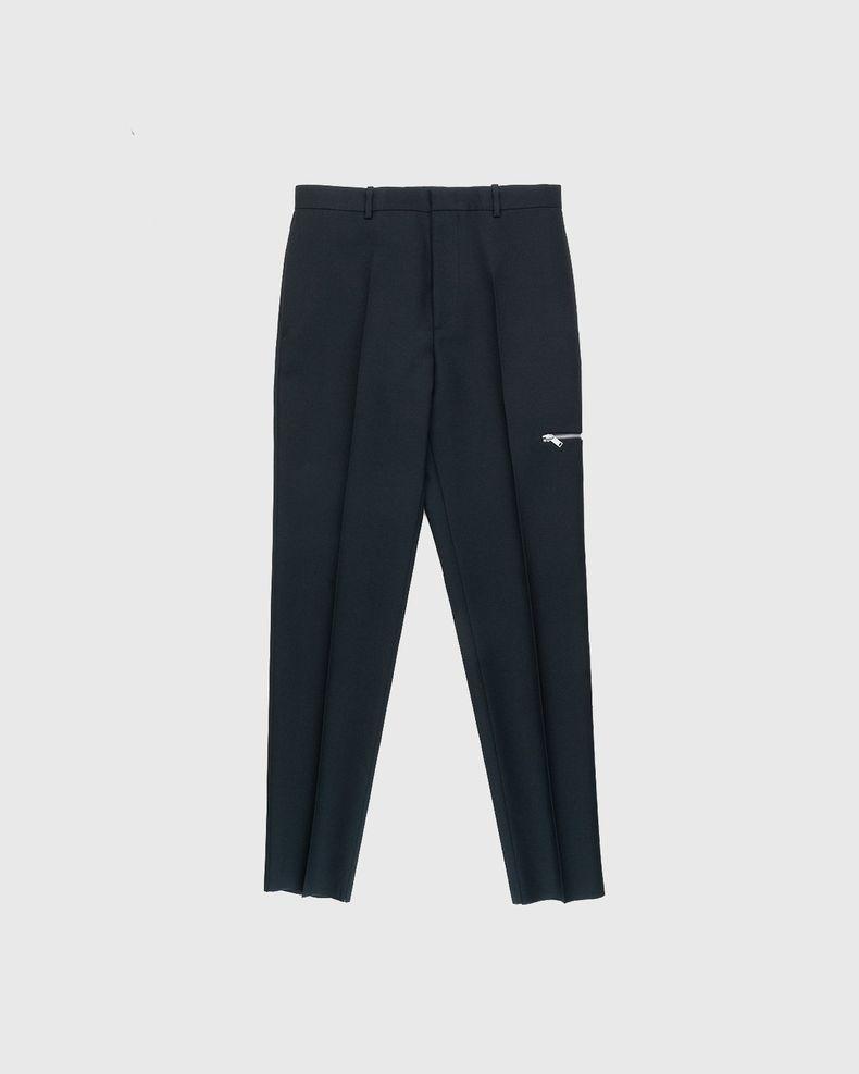 Jil Sander – Zip Pocket Trousers Black