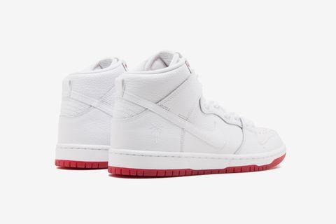 online store 549fa 46452 Nike SB Zoom Dunk High Pro QS 'Kevin Bradley'