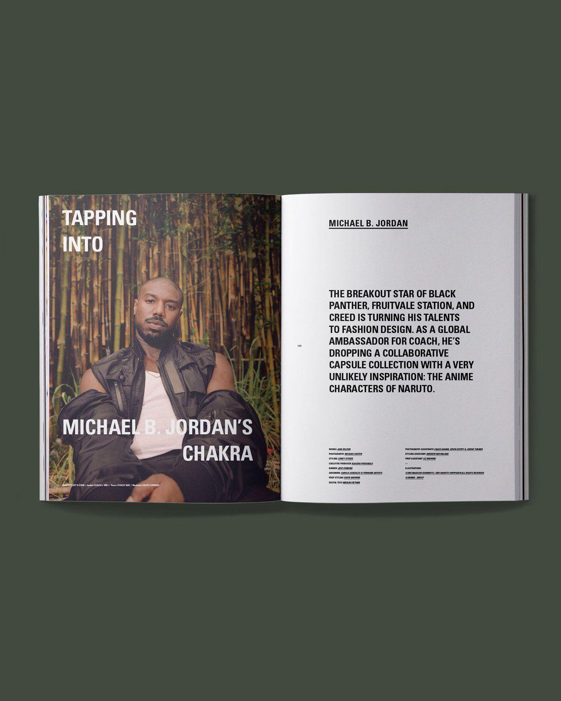 Highsnobiety Magazine Issue 19: Michael B. Jordan Edition - Image 2