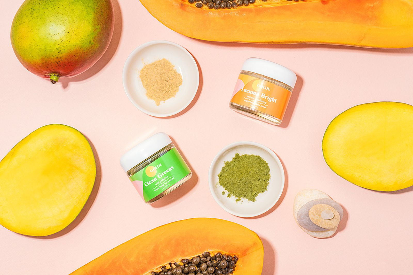 golde wofford interview face mask skincare