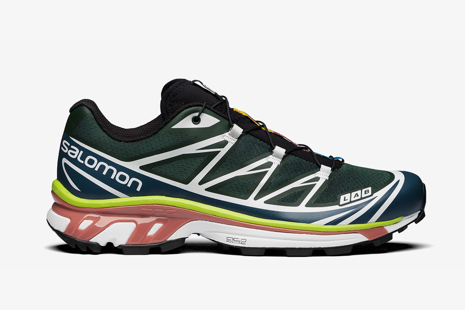 Salomon FW20 sneaker collection product shot