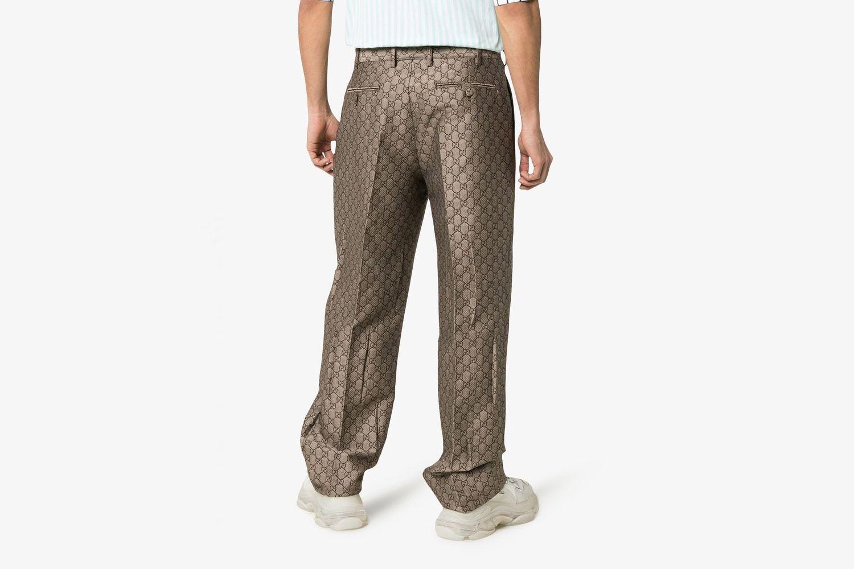 GG Logo Trousers