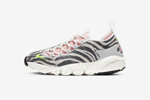 Women's Air Footscape
