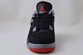 size 40 597c0 3eaa1 Air Jordan 4  Bred  2012 Retro Returns Black Friday
