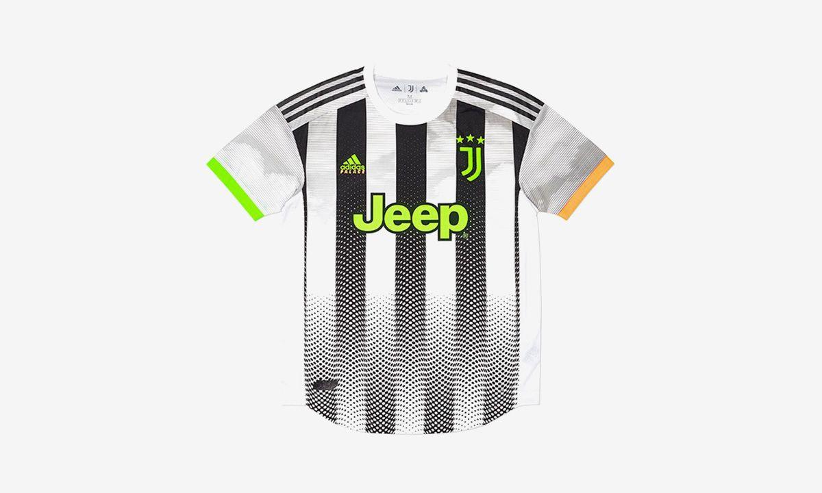 The Palace X Juventus X Adidas Collab Drops Today