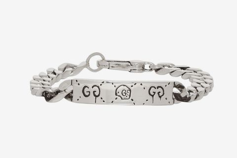 'Gucci Ghost' Chain Bracelet