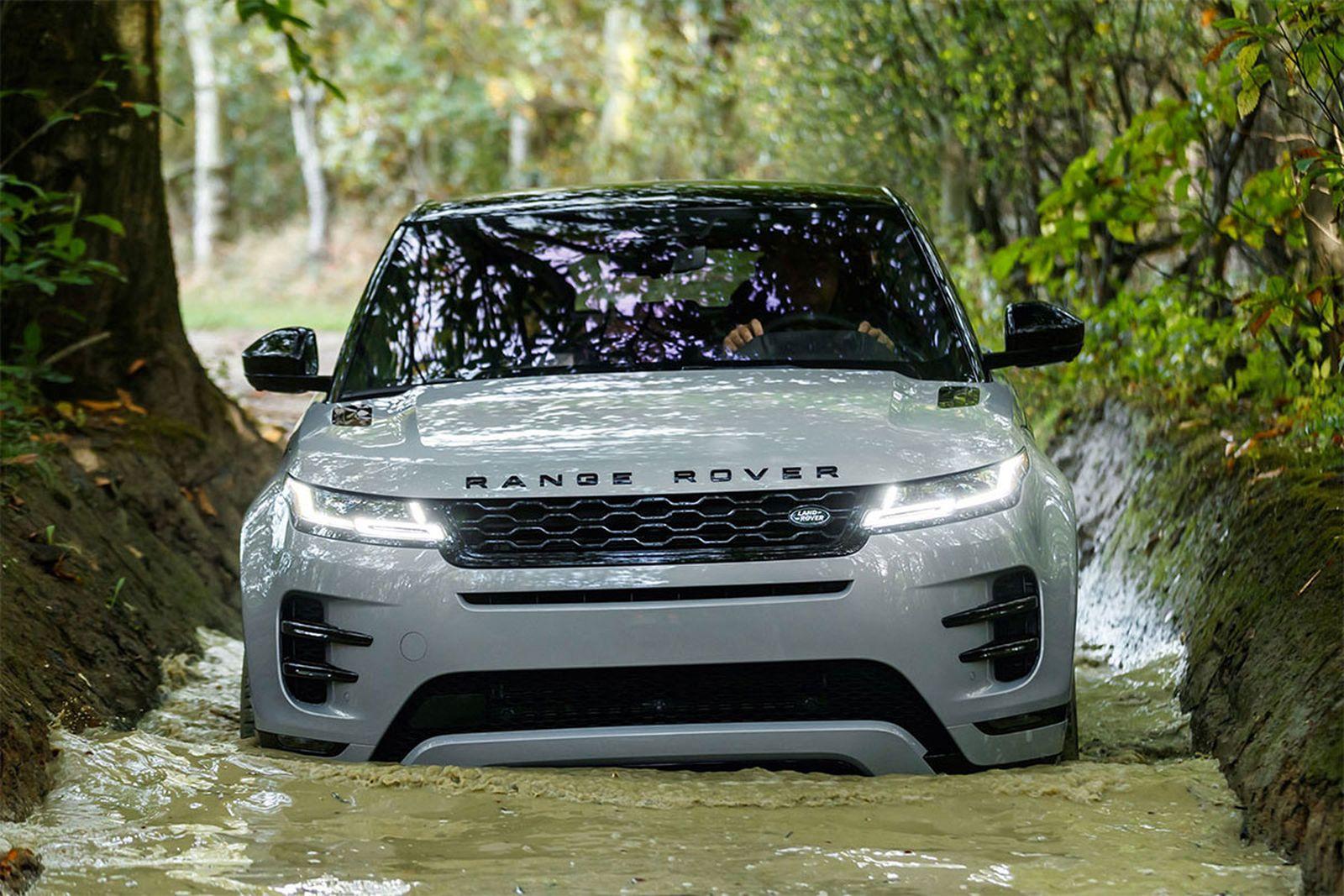 range rover evoque redesign details land rover