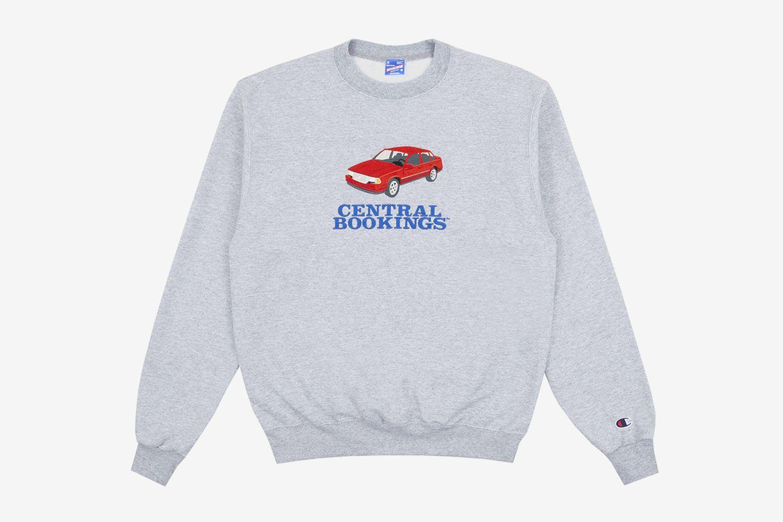 Car Club Sweatshirt