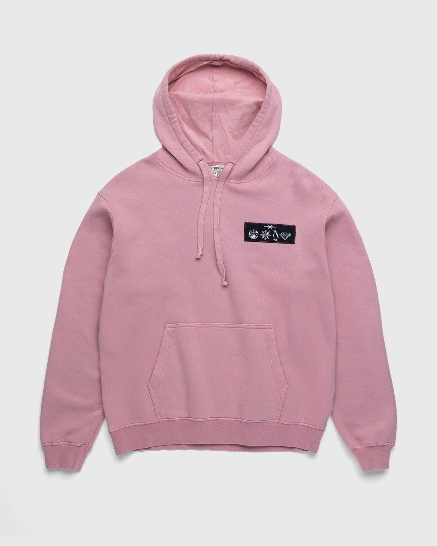 PHIPPS – Essential Hoodie Pink - Image 1