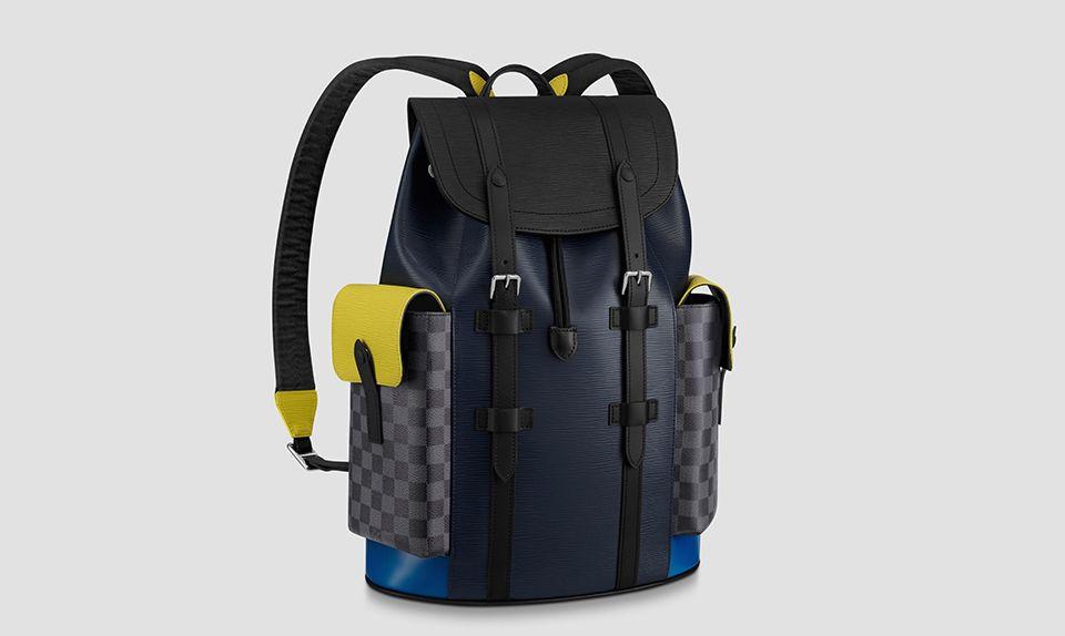 2ab7d42a0c19 Louis Vuitton SS19 Epi Initials   Patchwork Accessories  Shop Now