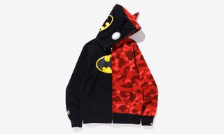 Here's Your First Look at the BAPE x DC Comics Latest Collab
