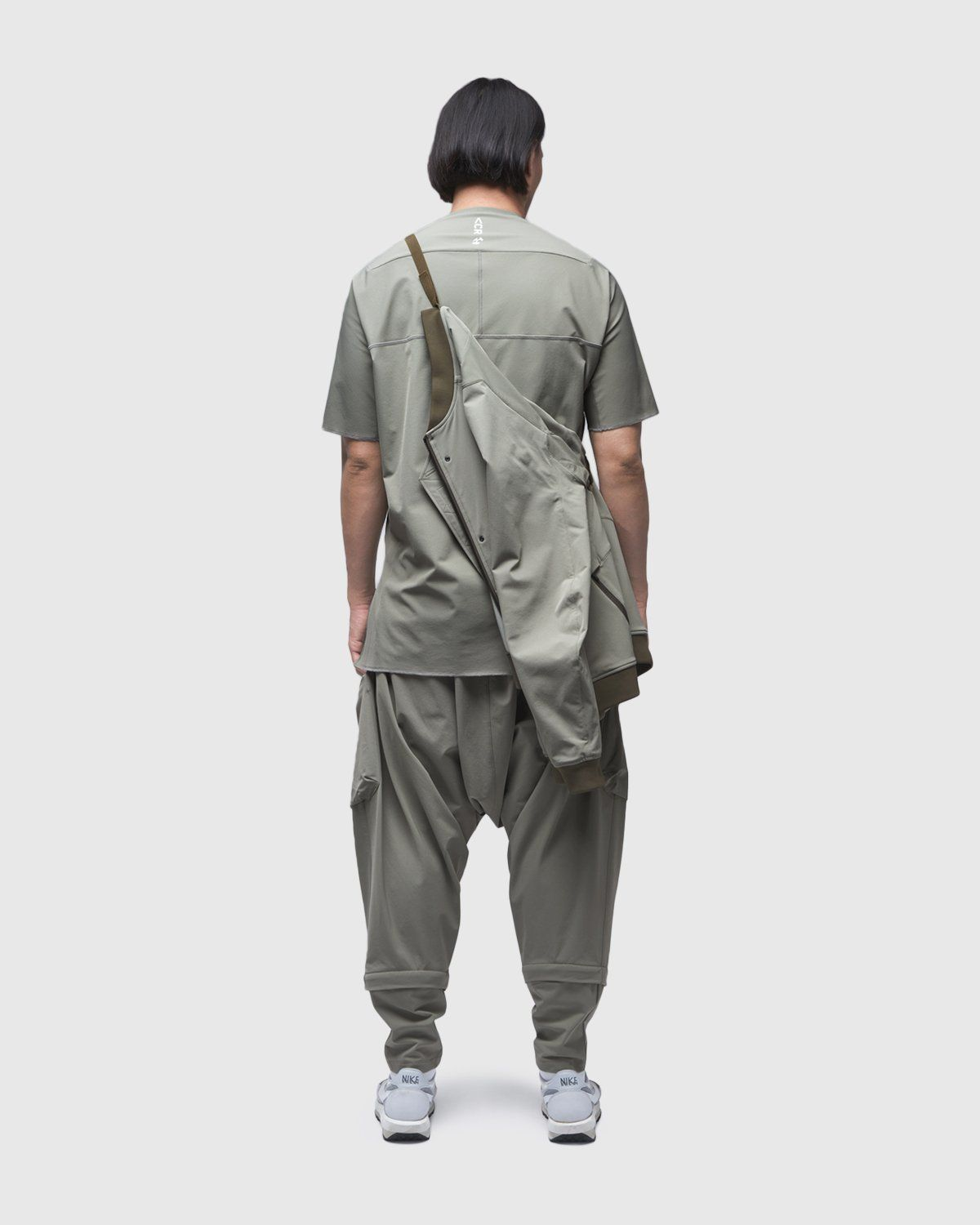 ACRONYM — J90-DS Jacket Green - Image 3