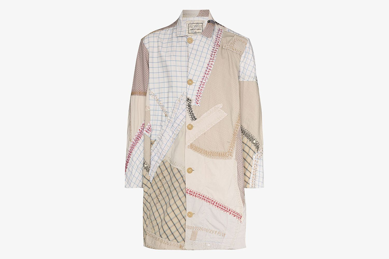 Rufus Patchwork Coat
