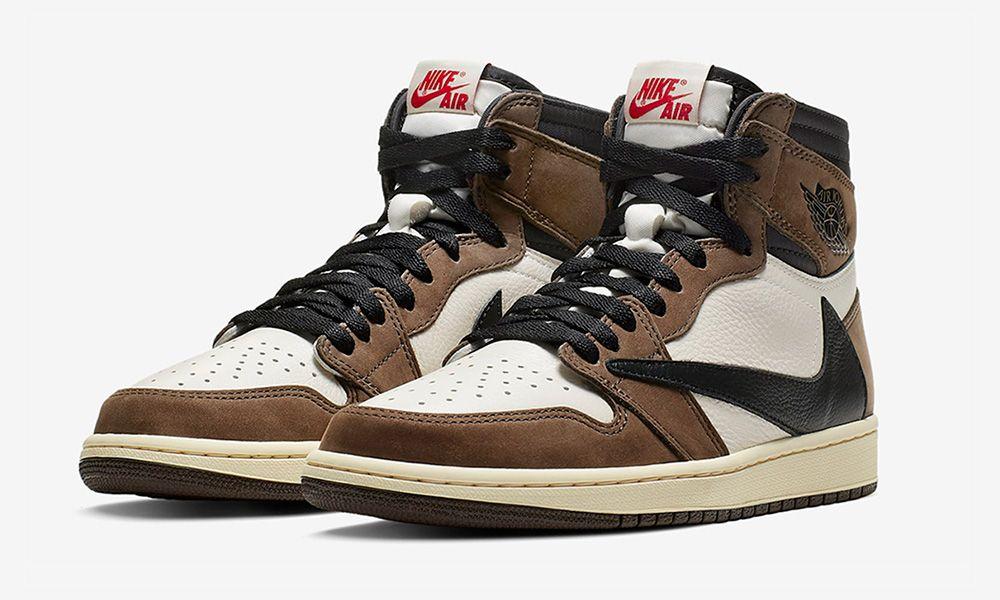 Travis Scott Sneaker Collaborations: A Beginner's Guide