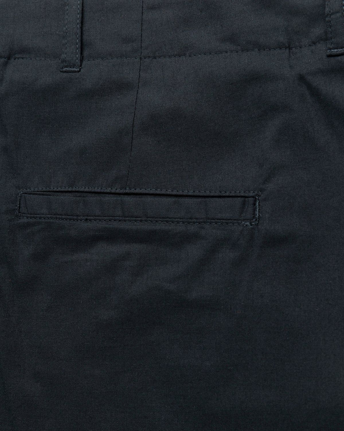 Our Legacy – Borrowed Chino Black Voile - Image 4