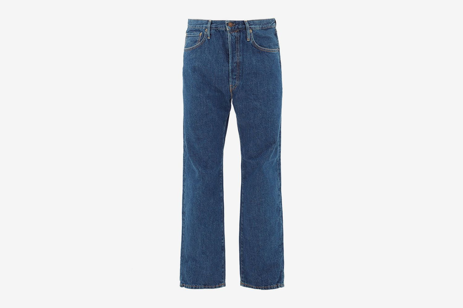 2003 Straight-Leg Cotton Jeans