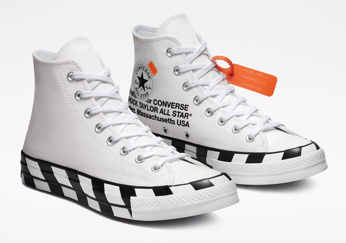 2018's Off-White™ Chuck 70 Could Be Restocking Next Week 3