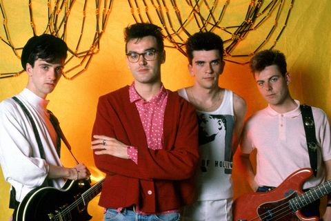 british indie style 80s main The Smiths jesus and the mary chain joy division